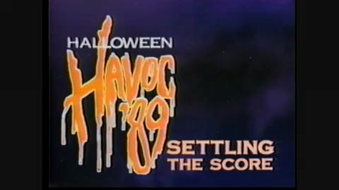 Rock Star Gary reflects on NWA Halloween Havoc '89: Settling the ...