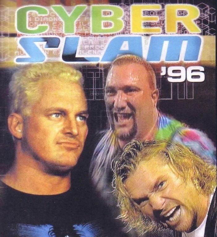 Ecw Cyberslam 1996